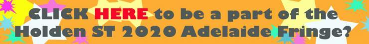 Adelaide Fringe 2020 starts banner